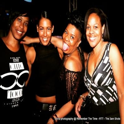 Photo Gallery image of Soulful Grown Up reconnecting & having a blast at RTT Soul Night 10
