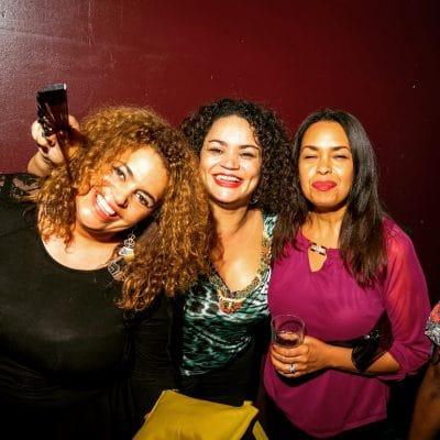 Photo gallery image of vibrant ladies at RTT Soul night