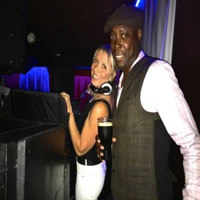 Photo gallery image of DJ jIGS & Vivy B at RTT soul Night